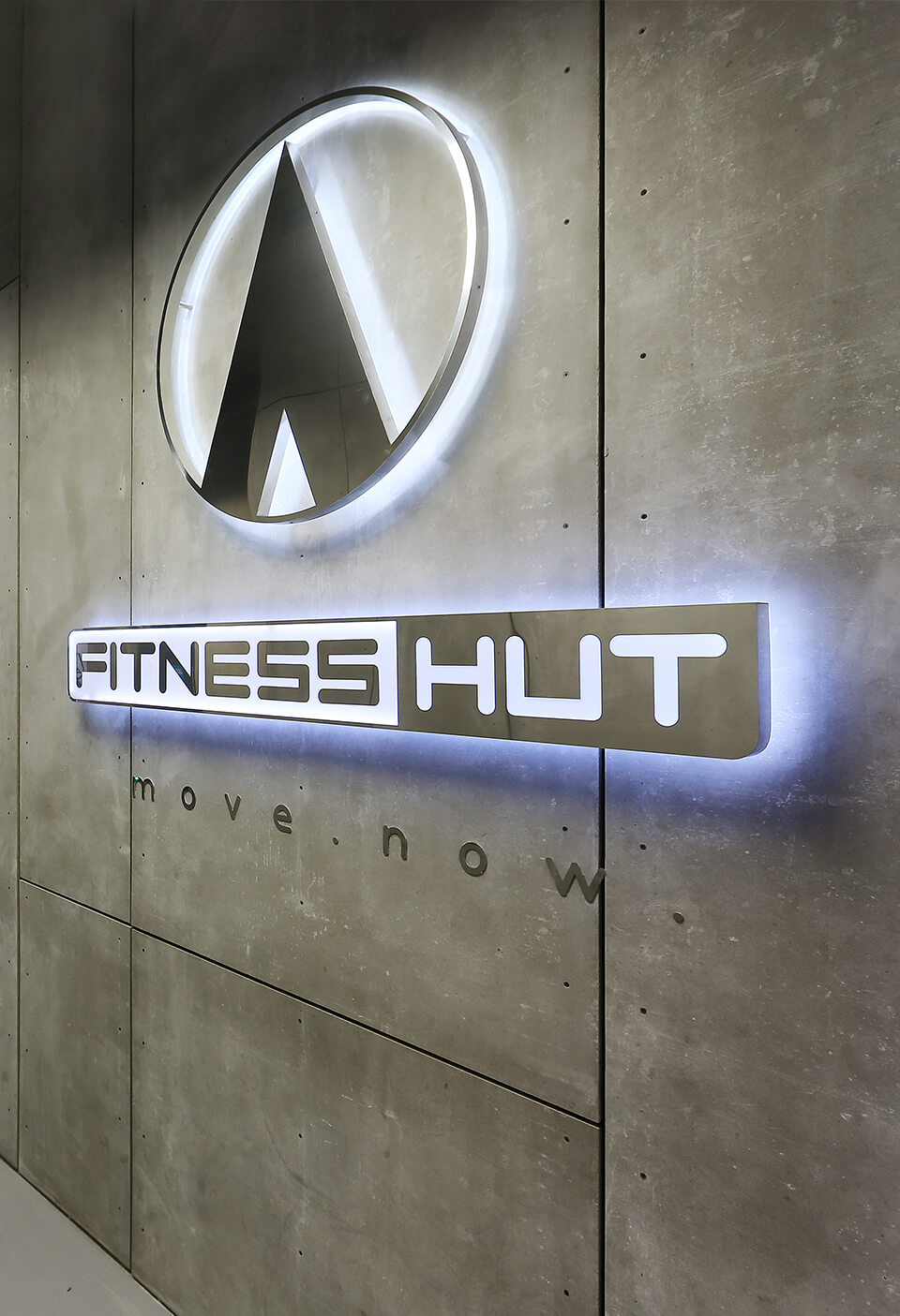 Ginásios Fitness Hut